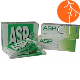 ASP TEST PACK STEEL/TITANIUM/GOLD 8 Stk