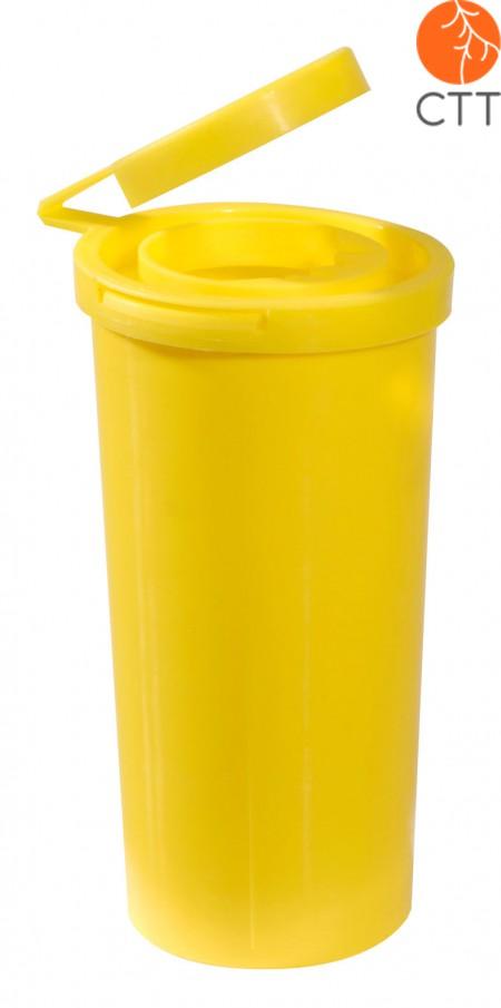 Nadel-Entsorgungsbehälter 0.5 lt Inhalt