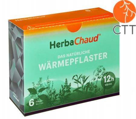 HerbaChaud Das natürliche Wärmepflaster, Box 6 Pflaster