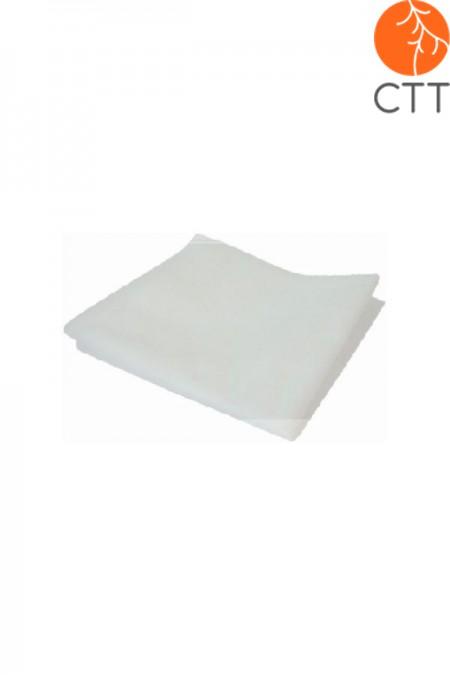 Einweg-Vliesstoff-Bettlaken, 20 Stück (= 1 Beutel), 80 cm x 182 cm, mit Schlitz