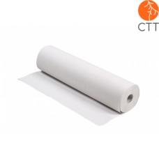 Papierrollen - Abdeckrollen - Liegenpapier, 2lagig, 9 Rollen à 45m x 59cm weiches Tissue; weiss, Blattabriss alle 35cm