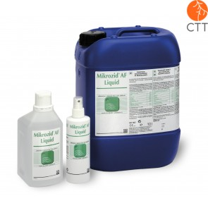 MIKROZID  Liquid 10 Liter aldehydfrei schnelldesinfektion von Medizinprodukten