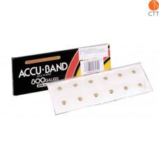 Accu Band Magnetpflaster, 6000 Gauss, 12Stk./Box