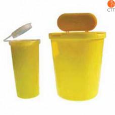 Nadel-Entsorgungsbehälter 1.6 lt Inhalt