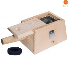 Moxa-Kistchen aus Holz