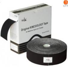 NASARA® Tape, schwarz,  5cm x 32m, Klinikversion