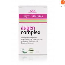 Augen Complex von GSE BIO, vegan, 60 Tabletten
