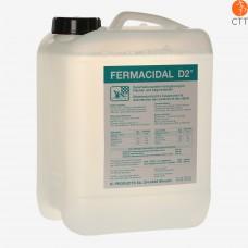FERMACIDAL D2 10 Liter Kanister Desinfektion Flächen und Objekte