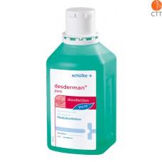 DESDERMAN Pure Händedesinfektion 1 Liter